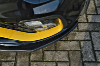 Frontspoiler Spoilerschwert aus ABS für Renault Clio 4 RS ABE Carbon Optik