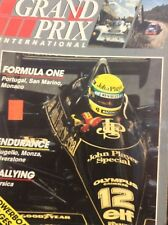 Grand Prix International Magazine Formula One & Corsica June 1985  021018nonrh