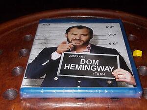 Dom Hemingway Fox Blu-Ray ..... Nuovo