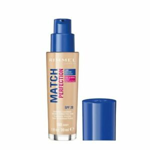 Makeup Rimmel London women MATCH PERFECTION foundation #100-ivory 30 ml