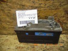 366514 [unité de contrôle ABS] MERCEDES-BENZ 190 (W201) 0055452132 0265101018