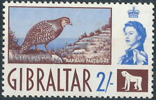Gibraltar Birds Stamps