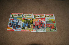 TRACTOR AND MACHINERY MAGAZINES (6 for sale) January-April2004