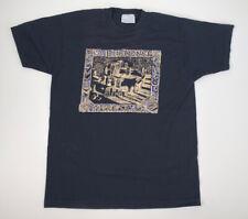 New listing Vintage 80s Stonehenge English Heritage T-Shirt Size Mens Xl Black