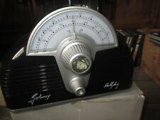 Johnny Hallyday-Ancienne radio en boite d origine-24 cm-Fonctionne