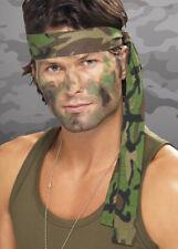 Camouflage Army Headband