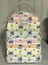 NEW WITH TAGS! Loungefly Disney Lilo & Stitch Fruits Mini Backpack!