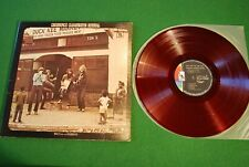 CCR Willy and the Poorboys Japan LP red vinyl 1st press 1969 Liberty LP-8880