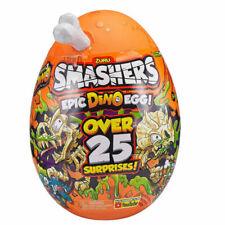 Zuru Smashers Epic Dino Egg Collectible Series 3 Brachiosaurus Over 25 Surprises