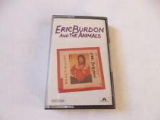 ERIC BURDON & THE ANIMALS ~ S/T ~ RARE UK CLASSIC ROCK CASSETTE TAPE