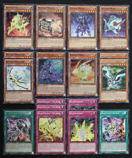 Bujingi deck cards (Sinyou, Hare, Crow, Swallow, Fox, Turtle, Warg Boar Regalia)