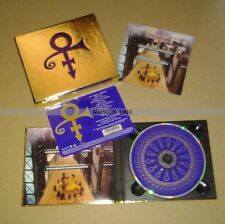 PRINCE - LOVE SYMBOL COFFRET OR DELUXE - COLLECTOR VERY LIMITED EDITION