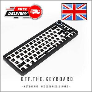 Custom Mechanical Keyboard Kit Hot Swap LED RGB Wired USB C Cherry MX Gaming