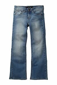 NWTJoe's Jeans Relaxed Fit The Rebel Blue Jean 12 (Big Boys) BOD731244
