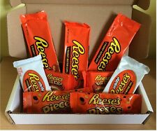 Reese's Mix, 3 Cups, White, Big Cups, Pieces, 9 Items - Peanut Butter Lovers