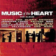 NEW CD Music Of The Heart The Album Gloria Estefan And *NSYNC Jennifer Lopez