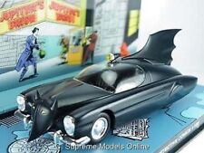 BATMAN BATMOBILE DC COMICS 50'S CAR 1/43RD BLACK COLOUR SCHEME EXAMPLE T3412Z(=)