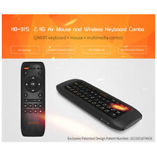 Air- Mouse Wireless Keyboard Remote Control For Android BOX Smart TV Laptop