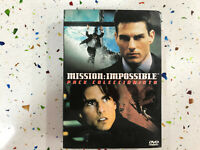 MISSION : IMPOSSIBLE PACK COLECCIONISTA  MISION IMPOSIBLE 1 Y 2 M:I-2 COMP. PS4