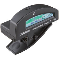 BOSS TU Clip-On Chromatic Tuner (TU-10-BK) -Black