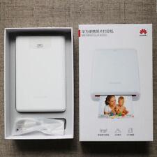 Original Huawei Portable Photo Pocket Zink Printer Bluetooth DIY Share Paper Kit
