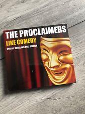 The Proclaimers - Like Comedy (2012) New & Sealed
