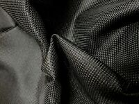 Black Mesh Fabric 300CM Wide Strong durable Nylon - Free Fabric Samples UK Stock