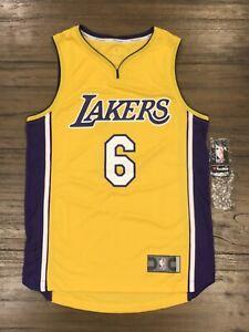 Lakers Fanatics Jersey #6 Jordan Clarkson Size Small