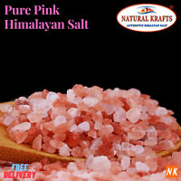 Himalayan Salt Pink Coarse Grade 2 to 2.5 mm Pack of 500g Suitable For Food
