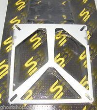 Placa Universal Aluminio Anodizado SPINN CICLISTAS DUCATI