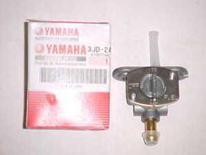 Fuel Gas Tank Petcock Cock Valve OEM Yamaha YZ125 YZ250 YZ 125 250 89-18