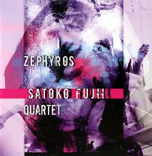 CD SATOKO FUJII quartet Zephyros * Natsuki Tamura   Not Two