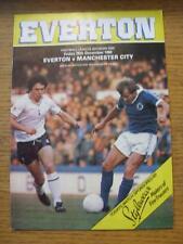 26/12/1980 Everton V Manchester City (senza apparente guasti)