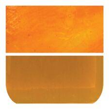 Fuseworks Kiln Fusing Glass 90 Coe Transparent Orange