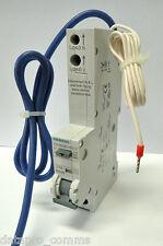 Siemens - RCBO Electronic Type AC, 30mA, 6kA, 1+N-Pole, C, 20A