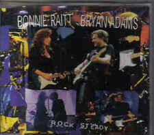 Bonnie Raitt&Bryan Adams- Rock Steady cd maxi single