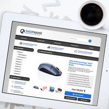 EBAYVORLAGE Auktionsvorlage Web RESPONSIVE Mobil Design HTML Template