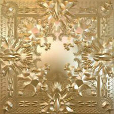 Jay Z Kanye West - Watch The Throne NEW CD