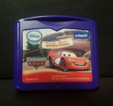 vTech Create A Story The World of Cars Radiator Springs International 2- Books