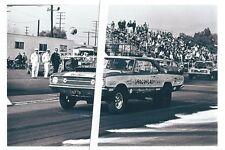 "1960s Drag Racing-Shirley Shahan-DRAG-ON-LADY-'68 Super Stock/A 426"" HEMI Dart"