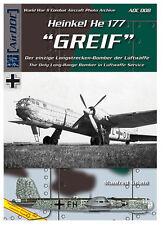 AirDOC Heinkel He 177 Greif - der einzige Langstreckenbomber der Luftwaffe