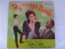 DALIDA GILLIAN HILLS HAROLD NICHOLAS STAR HIT PARADE / FLEXI