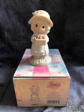 """Precious Moments """"You're The Berry Best"""" Porcelain Figurine - #139513 -1996"""