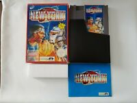 Action In New York - Nintendo NES Game [PAL A UKV] - CIB