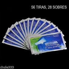 WHITESTRIPS PROFESSIONAL SUPREME 56 TIRAS. 28 SOBRES BLANQUEAMIENTO TOTAL