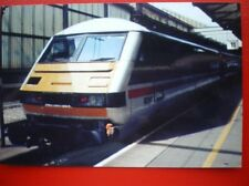 PHOTO  DVT LOCO NO 82141 IN INTERCITY LIVERY