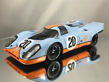 Norev Porsche 917K Upgraded Version #20 24H LeMans 1970 Siffert Redman 1:18