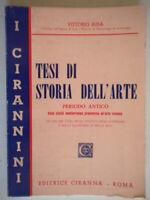 Tesi di storia dell'arte Periodo anticoBusà Cirannascuola liceo bignami 39