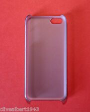 "BELKIN iPhone 5C Micra Sheer Matte Case/Cover/Skin in Grey ""NEW"""