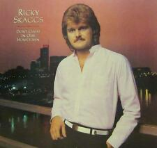 Ricky Skaggs(Vinyl LP)Don't Cheat In Our Hometown-Sugar Hill-FE 38954-US-Ex/Ex